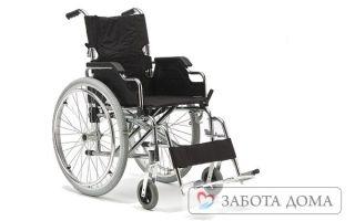 Как выбрать инвалидную коляску с ручным приводом