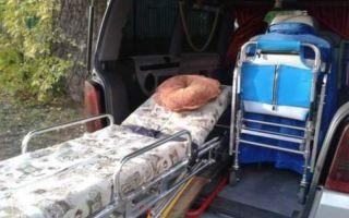 Транспорт для перевозки лежачих больных и инвалидов