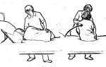 Как правильно посадить лежачего больного в кровати