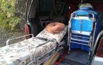 Обеспечение комфортной перевозки лежачего пациента