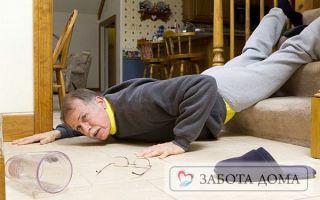 Лежачий больной встает – причины и что делать