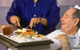Питание после инсульта лежачих больных в домашних условиях