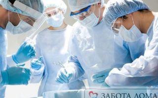 Операция на пролежни: показания, методология, восстановление