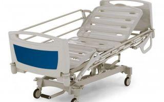 Выбор функциональной медицинской кровати: особености и допопции