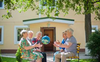 Особенности государственных домов престарелых (интернатов)