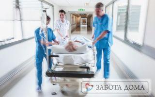 Смерть после и во время операции: причины и последствия