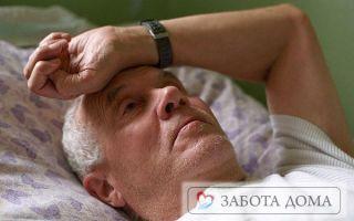 Сон лежачего больного: бессонница, мало или много спит